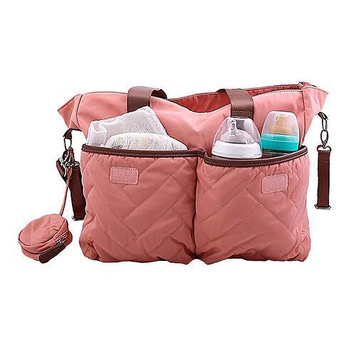Дорожная сумка для мамы Chicco Осень-Зима 2020 Розовая (7)