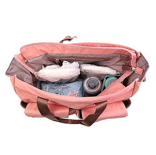 Дорожная сумка для мамы Chicco Осень-Зима 2020 Розовая (8)