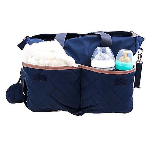 Дорожная сумка для мамы Chicco Осень-Зима 2020 Синяя (8)