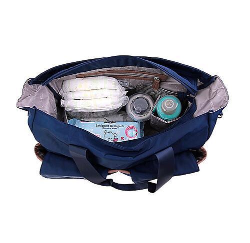 Дорожная сумка для мамы Chicco Осень-Зима 2020 Синяя (9)