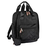 Сумка-рюкзак для мамы Chicco Осень-Зима 2020 Черный