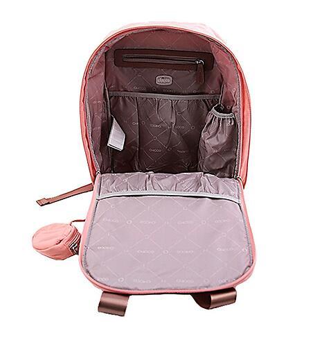 Сумка-рюкзак для мамы Chicco Осень-Зима 2020 Розовая (12)