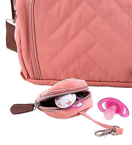 Сумка-рюкзак для мамы Chicco Осень-Зима 2020 Синий (13)