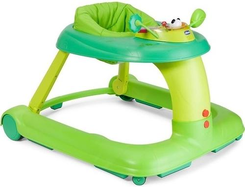 Ходунки Chicco 123 Baby Walker Light Green (14)