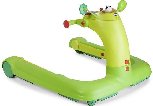 Ходунки Chicco 123 Baby Walker Light Green (20)