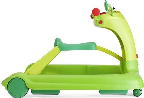 Ходунки Chicco 123 Baby Walker Light Green (18)
