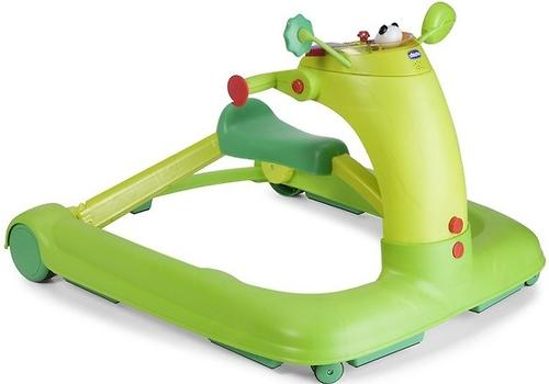 Ходунки Chicco 123 Baby Walker Light Green (19)
