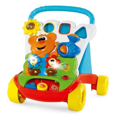 Игровой центр-Ходунки Chicco Baby Gardener (4)