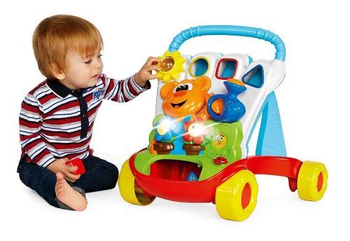 Игровой центр-Ходунки Chicco Baby Gardener (6)