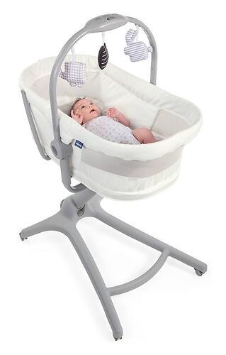 Кроватка-стульчик Chicco Baby Hug Air 4в1 India Ink (10)