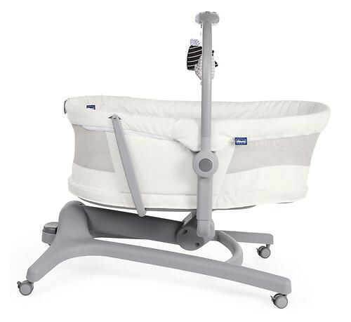 Кроватка-стульчик Chicco Baby Hug Air 4в1 Glacial (14)