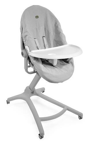 Кроватка-стульчик Chicco Baby Hug Air 4в1 Glacial (15)