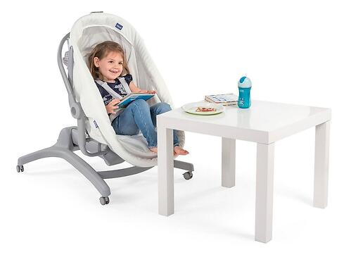 Кроватка-стульчик Chicco Baby Hug Air 4в1 Glacial (16)