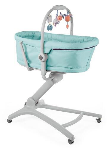 Кроватка-стульчик Chicco Baby Hug Air 4в1 Aquarelle (10)