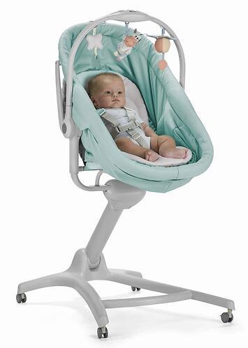 Кроватка-стульчик Chicco Baby Hug Air 4в1 Aquarelle (12)
