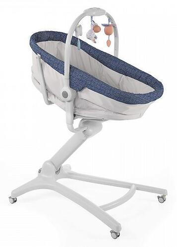 Кроватка-стульчик Chicco Baby Hug Air 4в1 Aquarelle (11)