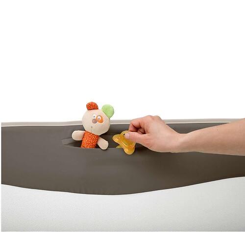 Барьер на кровать Chicco Natural 95 см (11)