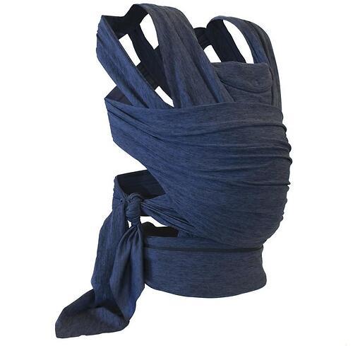 Переноска-слинг Chicco Boppy Comfyfit Blue (9)