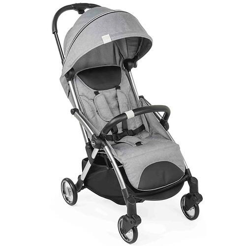 Коляска Chicco Goody Cool Grey (7)