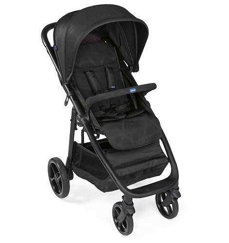 Прогулочная коляска Chicco Multiride Jet Black (6)