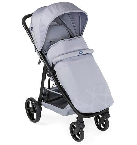 Прогулочная коляска Chicco Multiride Light Grey (7)
