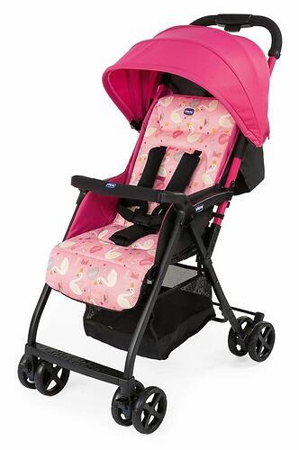 Прогулочная коляска Chicco Ohlala 2 Pink Swan (9)