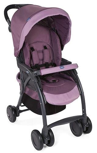 Прогулочная коляска Chicco Simplicity Top Lilac (12)