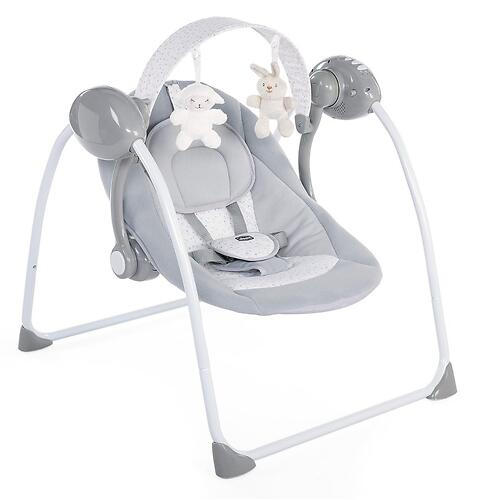 Кресло-качалка Chicco Relax and Play Cool Grey (5)