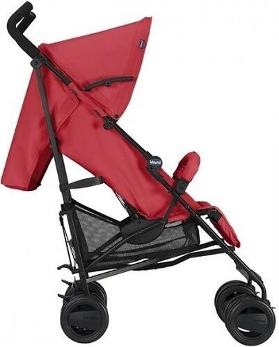 Прогулочная коляска Chicco London Red Passion (10)