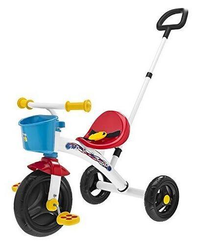 Велосипед Chicco 3-х колесный U-GO 18м+ (5)