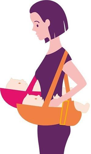 Кенгуру-рюкзак Чудо-Чадо Baby Active Choice Электроника-Cиний (13)