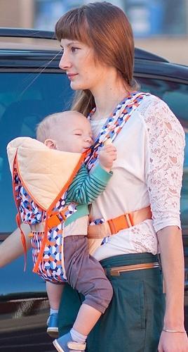 Кенгуру-рюкзак Чудо-Чадо Baby Active Choice Электроника-Cиний (11)