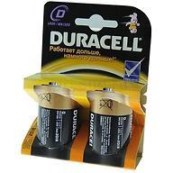 Батарейки Duracell Basic D K2