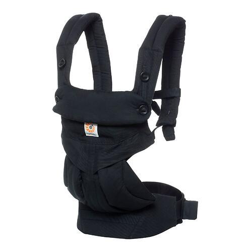 Рюкзак-кенгуру Ergobaby 360 Pure Black (10)