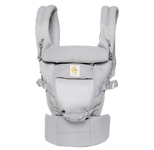 Рюкзак-кенгуру Ergobaby Adapt Cool Air Mesh Pearl Grey (12)
