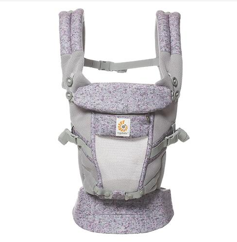 Рюкзак-кенгуру Ergobaby Adapt Cool Air Mesh Pink DigiCamo (13)