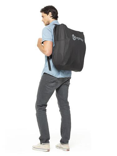 Сумка-рюкзак Ergobaby для коляски Metro Carry Bag (9)