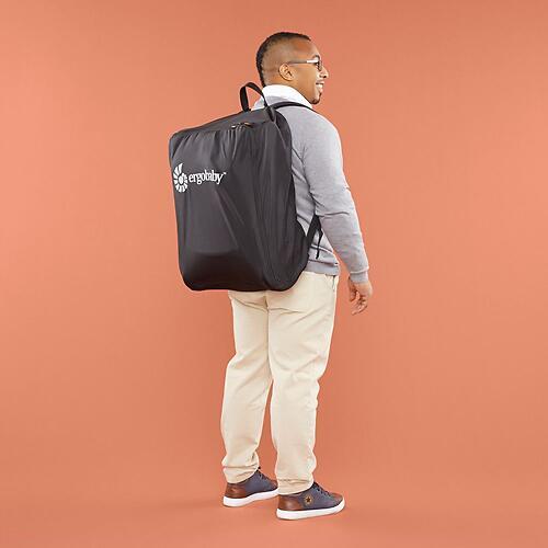Сумка-рюкзак Ergobaby для коляски Metro + Carry Bag (9)