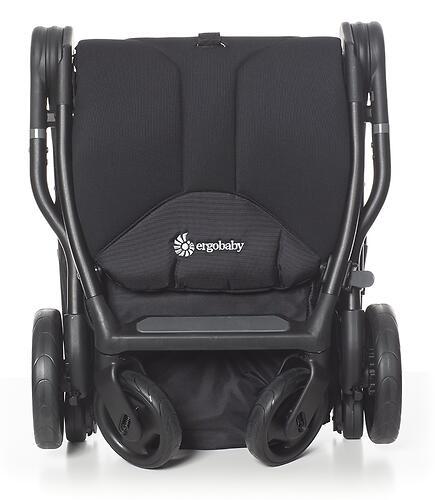 Коляска Ergobaby Metro Compact City Stroller Grey (25)