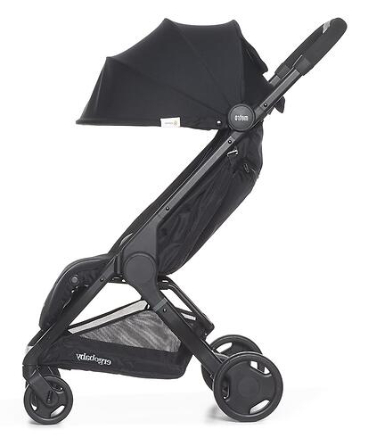 Коляска Ergobaby Metro Compact City Stroller Black (17)