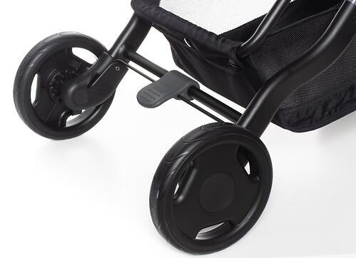 Коляска Ergobaby Metro Compact City Stroller Grey (22)