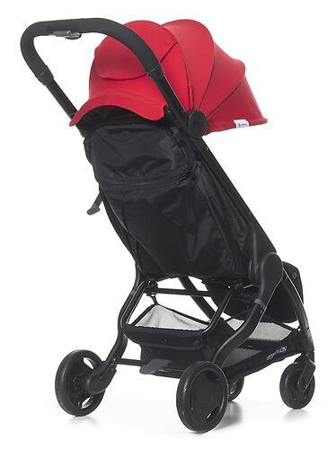 Коляска Ergobaby Metro Compact City Stroller Red (18)