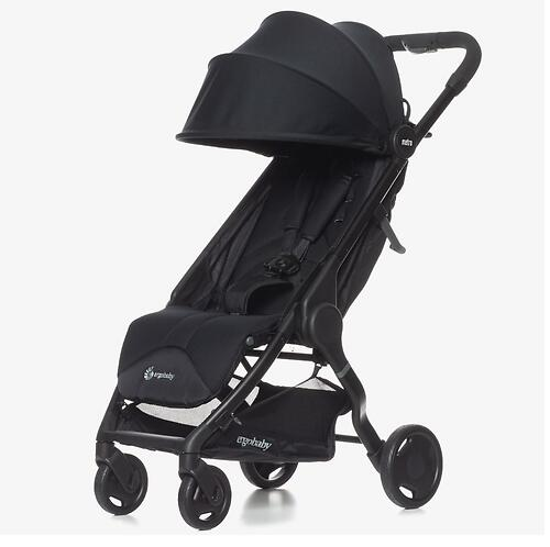 Коляска Ergobaby Metro Compact City Stroller V1.5 Black (13)