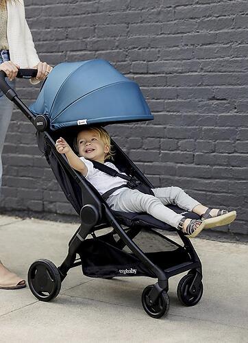 Коляска Ergobaby Metro Compact City Stroller V1.5 Gray (22)
