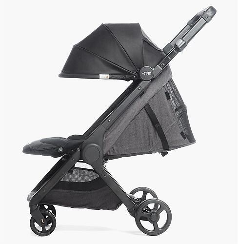 Коляска Ergobaby Metro + Compact City Stroller Slate Gray (15)