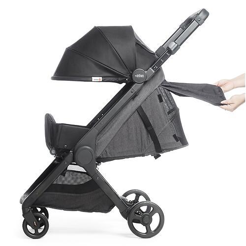 Коляска Ergobaby Metro + Compact City Stroller Slate Gray (16)