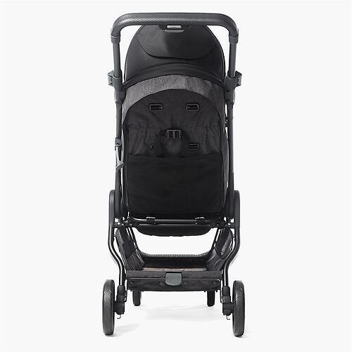 Коляска Ergobaby Metro + Compact City Stroller Slate Gray (17)