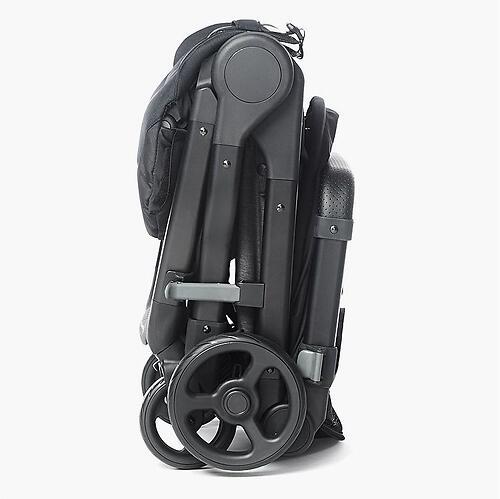 Коляска Ergobaby Metro + Compact City Stroller Slate Gray (21)