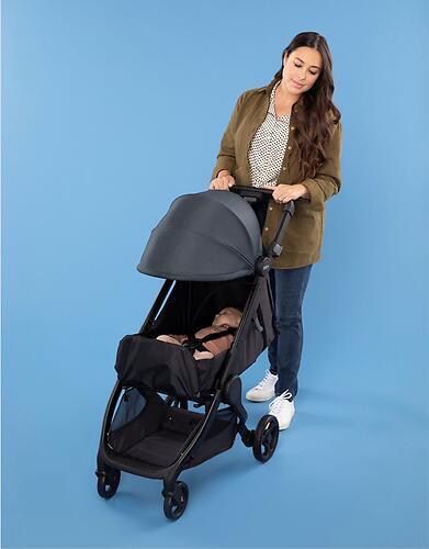 Коляска Ergobaby Metro + Compact City Stroller Slate Gray (24)