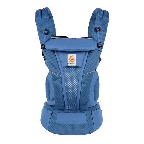 Рюкзак-кенгуру Ergobaby Omni Breeze Sapphire Blue (15)